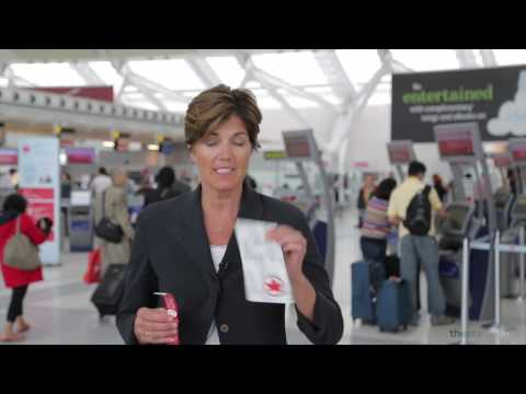 Air Canada introduces new carry-on tags
