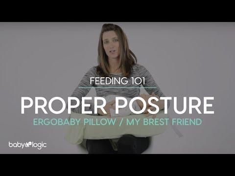 FEEDING 101: PROPER POSTURE