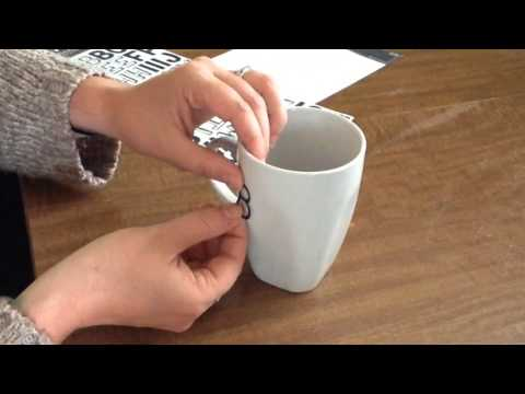 The Crafting Coach: learn how to make DIY Sharpie mugs