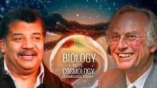When Biology Meets Cosmology - Neil deGrasse Tyson and Richard Dawkins
