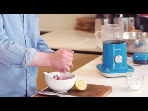 Radish Yogurt Dressing