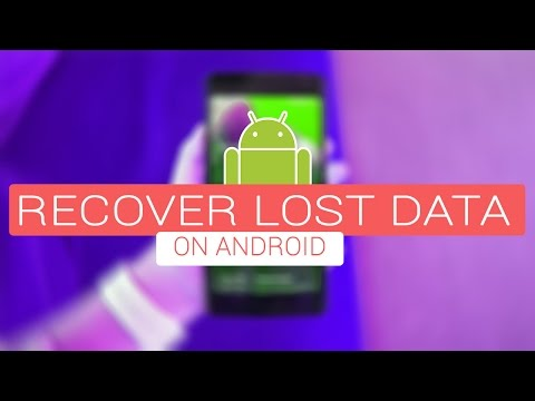 How to Recover Lost Data From Android Phone after factory reset | 2018