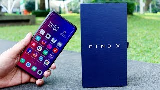 Kencan Sejam Bareng OPPO Find X - Unboxing & Hands On!