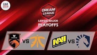 [DOTA 2] Team Liquid VS Natus Vincere (BO3) - Dreamleague S13: The Leipzig Major