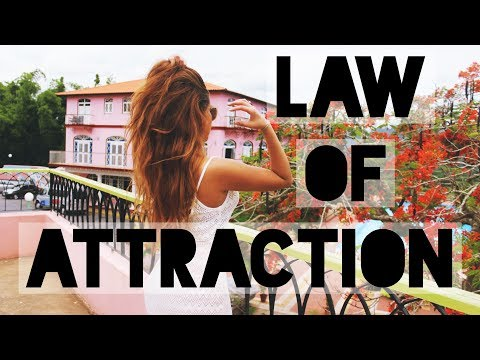Making Your Dreams Come True Using the Law of Attraction!