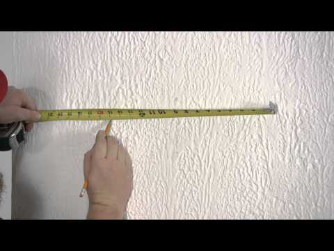 How to Hang a Heavy Mirror on a Plaster Wall : Plaster Walls
