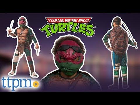 Teenage Mutant Ninja Turtles Movie Deluxe Raphael Child Costume from Rubie's Costume Co.