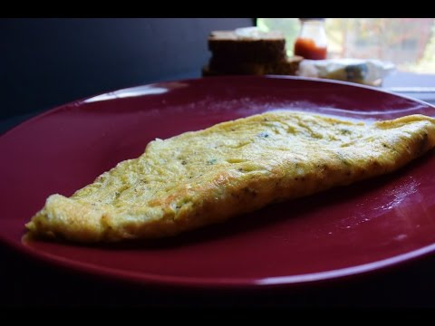 Fluffy Indian omelette|Simple omelette recipe