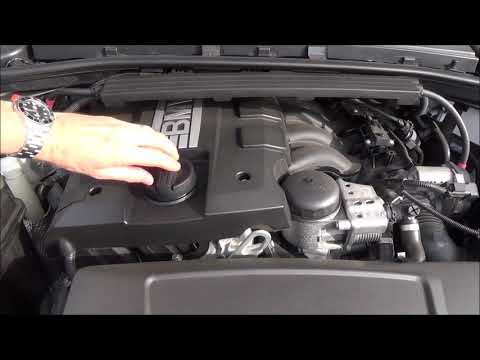 How to Check & Top Up your Oil in a BMW with no Dipstick