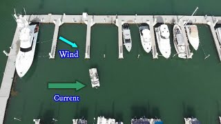 Docking Tips: Wind and Current