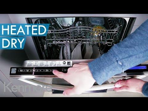 Heated Dry - Kenmore Elite ULTRA WASH® Dishwasher