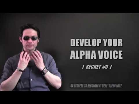 HOW TO DEVELOP A POWERFUL VOICE WITHOUT NEEDING A DEEP VOICE / DEEPER VOICE ( WATCH NOW!!! )
