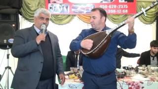 Agcabedi Yeniqaradolaq toyu Edilxan Daglaroglu Asiq Mubariz