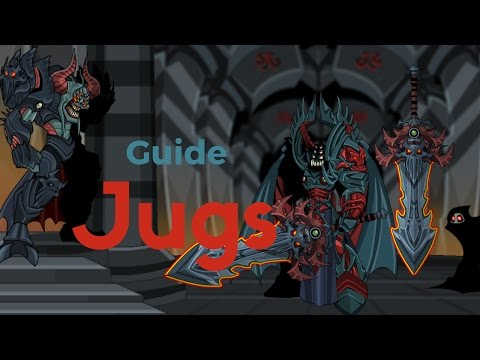 AQW - Juggernaut Items of Nulgath! Fast Guide for Mem/Non-Mem!!! [OUTDATED QUESTS]