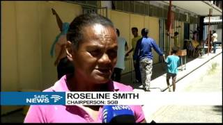 Parents, learners fight against closure of Uitzig Secondary School