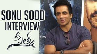 Actor Sonu Sood Interview About Sita Movie | Kajal Aggarwal | Manastars