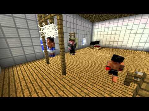 MineCraft: A Boxer's Training- [Short movie]