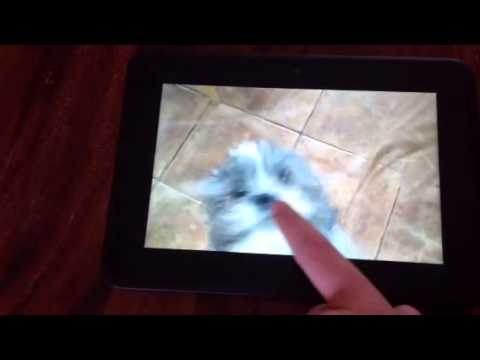 How to take photos on your kindle fire