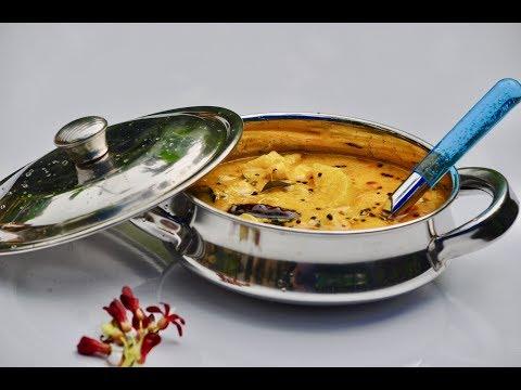 Nadan Chakkakuru-Manga Curry /ചക്കക്കുരു മാങ്ങാ കറി / Mulakooshyam -Recipe no 177