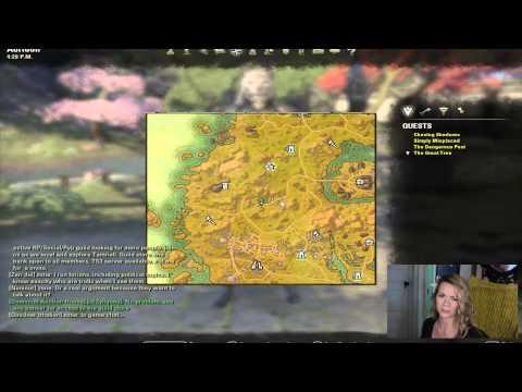 Farming in Elder Scrolls Online- Auridon! (Aldmeri Dominion) - Eso ...