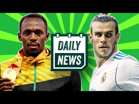 TRANSFERS: Real Madrid accept Bale to China offer, Dybala for £105m, Usain Bolt to BVB ► Daily News