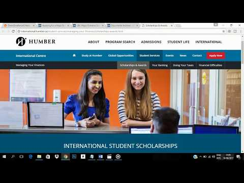 Scholarships for Pakistani Student in Canada