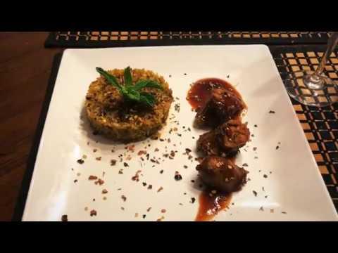Polish Sausage served with Persian Rice