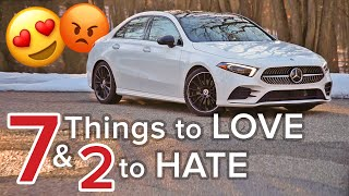 2019 Mercedes A-Class: 7 Things to Love & 2 to Hate – The Short List