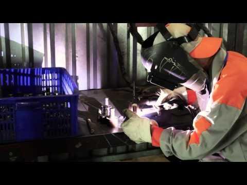 Tek Gate & Fence Manufacturing process