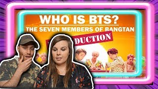 Download Who is BTS?: The Seven Members of Bangtan (INTRODUCTION) Reaction Video