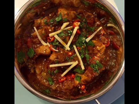 Authentic Chicken Karahi - Pakistani Recipe - Al's Kitchen