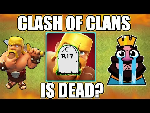 OMG😲CLASH OF CLANS IS NO MORE?COC IS DEAD OR ALIVE | COC IS DYING