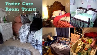Download FOSTER CARE ROOM TOURS| 5 ROOMS! Video