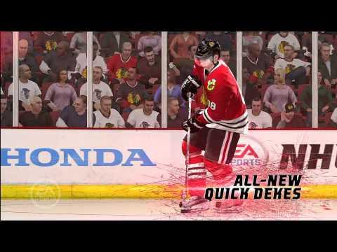 NHL '11 First Trailer - E3 2010