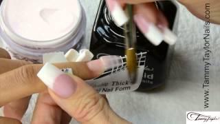 Valentine S Day Nails Design Diseno Dia De San Valentin Unas Acrilicas