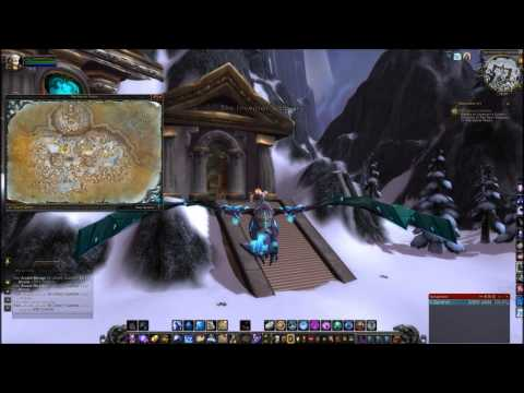 The Library Console Quest - World of Warcraft