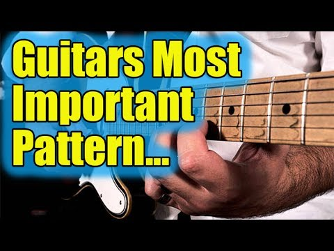 Guitars Most Important Pattern - The