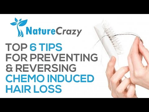 Nature Crazy's Top 6 Tips For Preventing & Reversing Chemo Induced Hair Loss