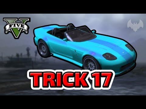 Trick 17 - ♠ GTA V Online Season 2 ♠ - Let's Play GTA V Online - Dhalucard