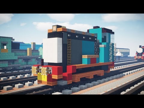 Minecraft Frankie Thomas & Friends Tutorial