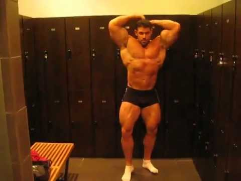Rxwhey.com Frankie Paulk at 11 weeks out from NPC Nationals