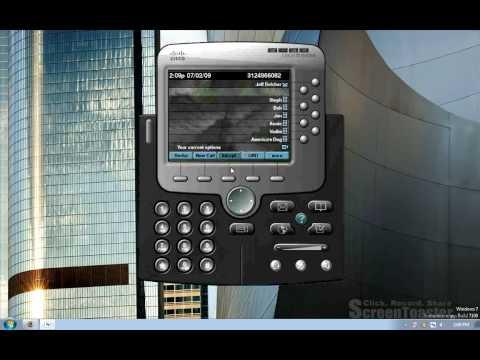 Intro To Cisco IP Communicator