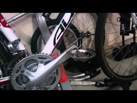 Shimano SPD and flat pedals PD-A530