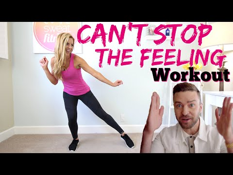 Can't Stop The Feeling Booty & Leg Challenge | Love Sweat Fitness