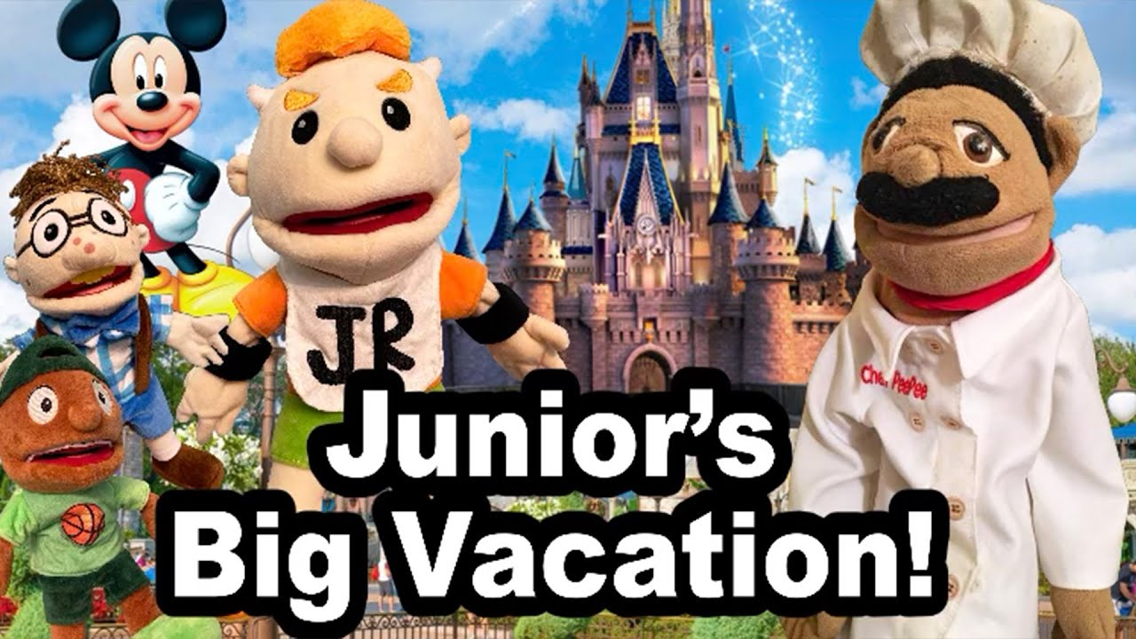 SML Movie: Junior's Big Vacation!