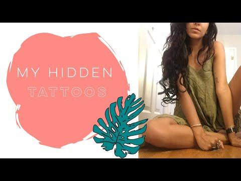 My 7 Hidden Tattoos | Tattoo Tag