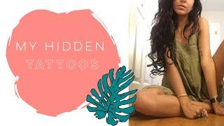 My 7 Hidden Tattoos   Tattoo Tag