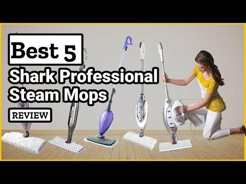 Best 5 Shark Professional Steam Mops Review 2018