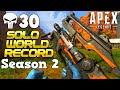 Apex Season 15 WORLD RECORD Solo 30 Kills on Console Not That It Matters