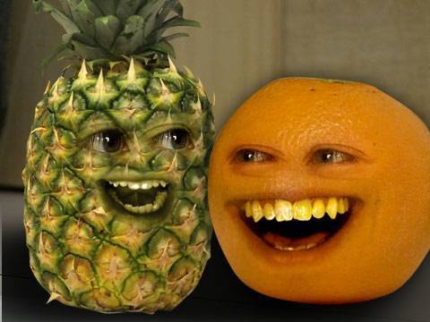 Annoying Orange - Pain-apple